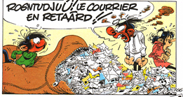 Courrier en retard 2