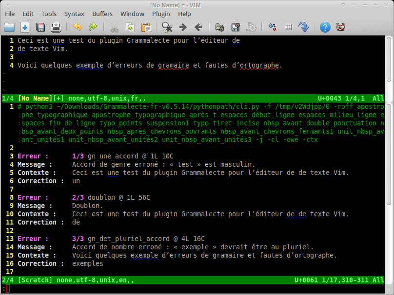 1adb4b4f0bd648 Grammalecte, correcteur grammatical  2  - LinuxFr.org