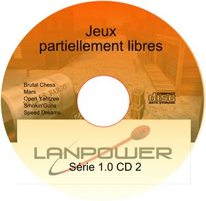 LanPower Games série 1 CD2