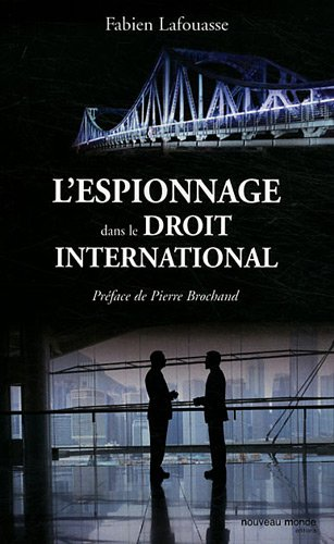 L'espionnage dans le droit international