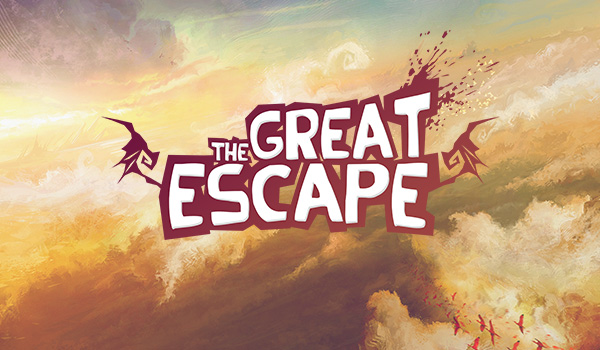 The Great Escape Challenge de Programmation