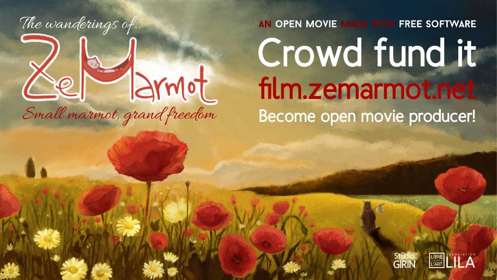 Affiche de ZeMarmot