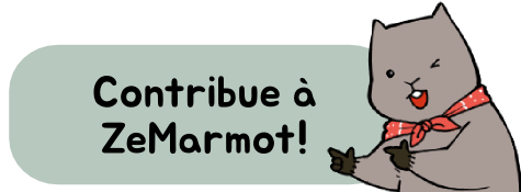 contribuez à ZeMarmot