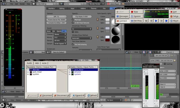 Montage vid o des greffons pour am liorer l 39 diteur for Logiciel montage 3d