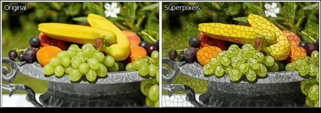 G'MIC superpixels1
