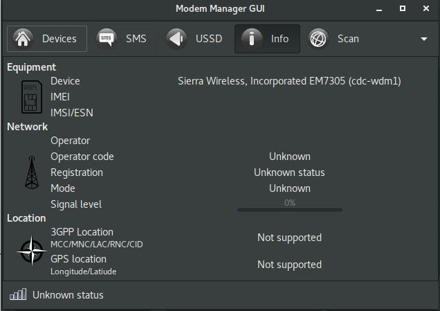 ModemManager