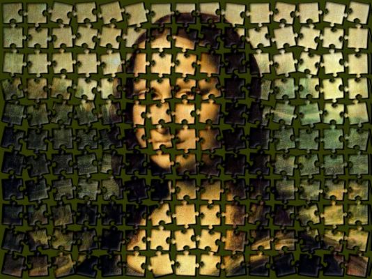 puzzle Joconde