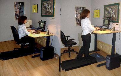 Retour dexpérience : bureau assis debout linuxfr.org