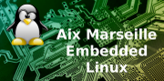 Logo Aix Marseille Embedded Linux