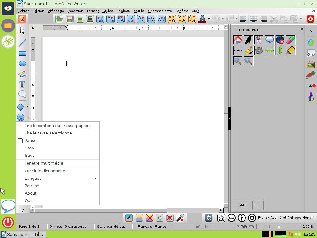 Libreoffice nouvelle version de l interface des coles - Open office nouvelle version ...