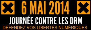 April sur la journée internationale contre les DRM