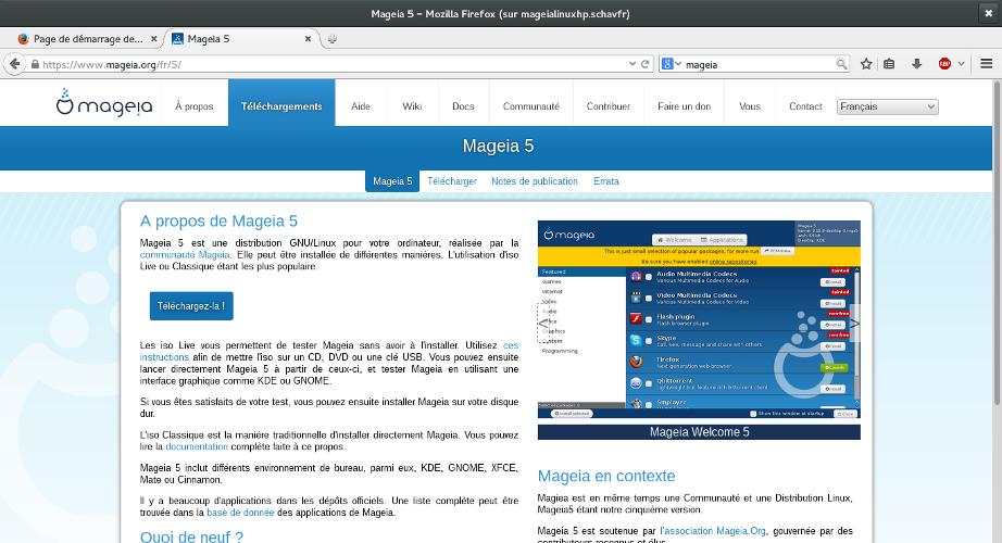 Firefox 31.6 ESR