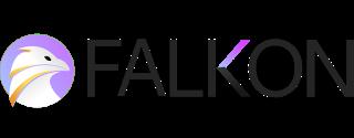 Logo du navigateur Falkon