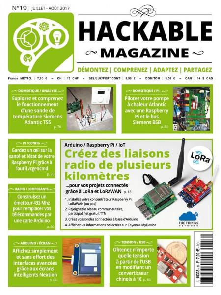 HackableMagazine numéro19