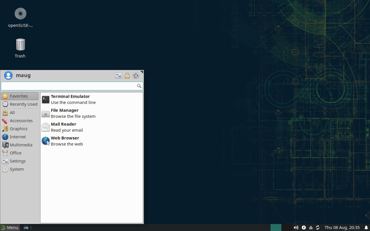 Capture Xfce4.14
