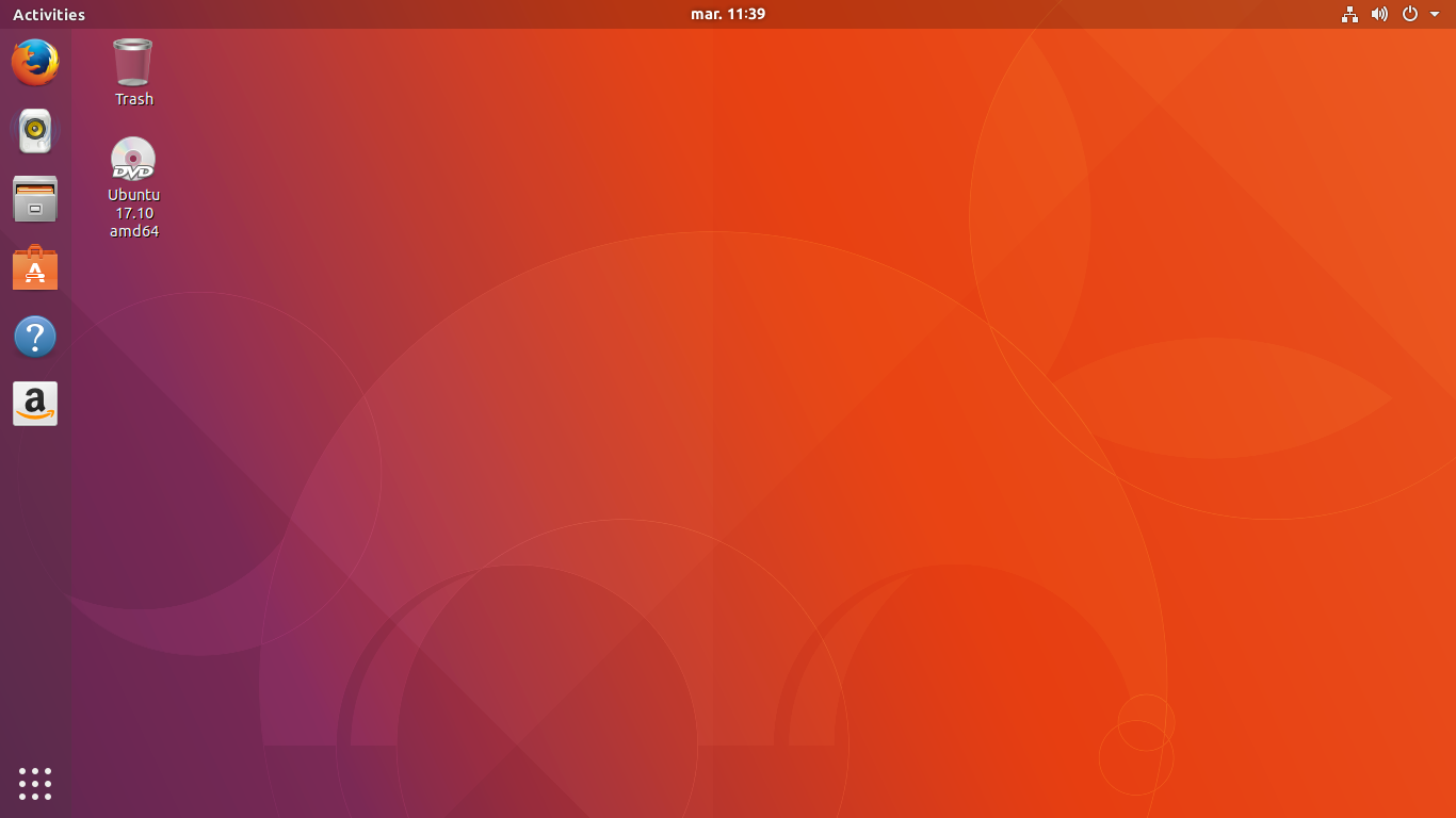Ubuntu 17.10 s'appuiera sur GNOME Shell 3.26