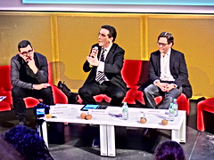 Photo de la dernière table ronde