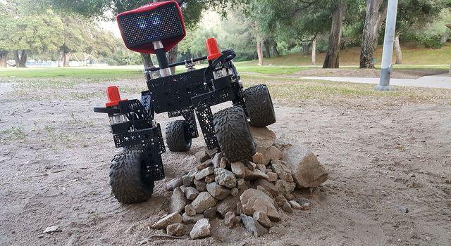Le JPL publie les plans pour construire un rover Rover20180731-16-640x350