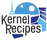 Affiche de Kernel Recipes 2019