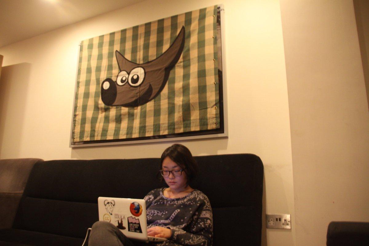 GIMP appartement à LGM