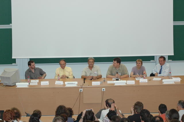 Table ronde RMLL 2006