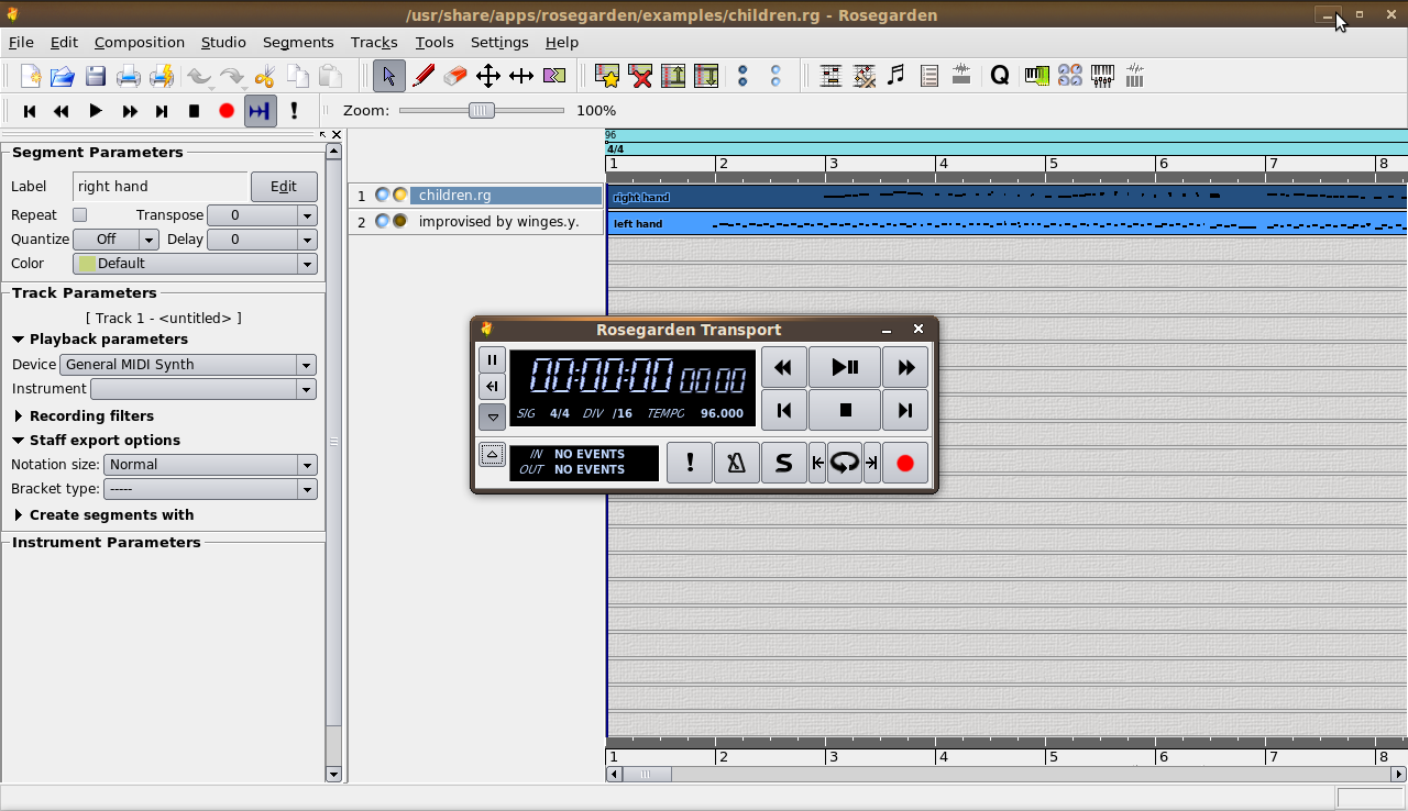 L'expression musicale sous GNU/Linux - LinuxFr org