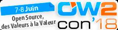 Logo OW2con 2018